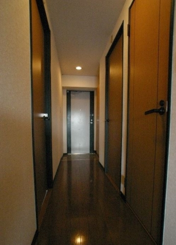 アゼリアⅡ / 502号室玄関