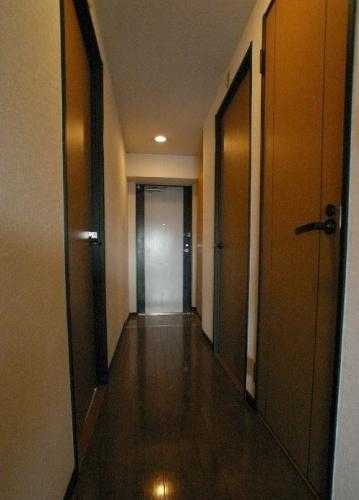 アゼリアⅡ / 503号室玄関