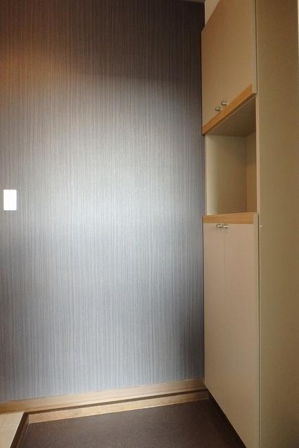 プレジデント正弥 / 1-210号室玄関