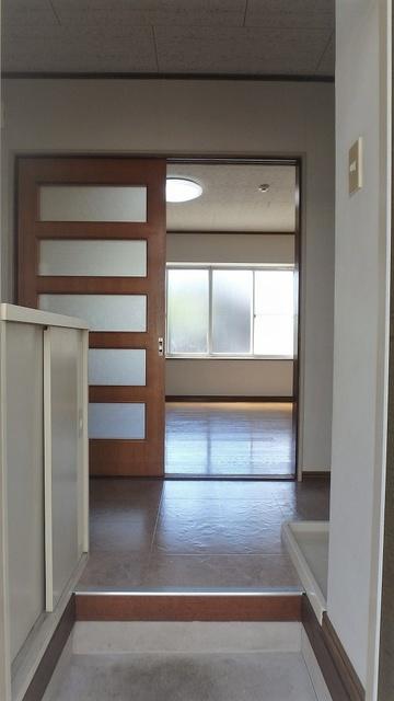 タチバナハイツ / 102号室玄関