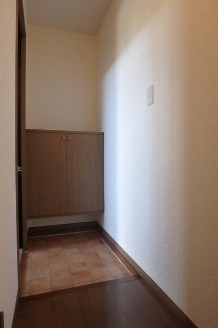 メゾン・ド・プリム / A103号室玄関