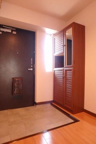 伯玄オーシャンハイツ / 205号室玄関