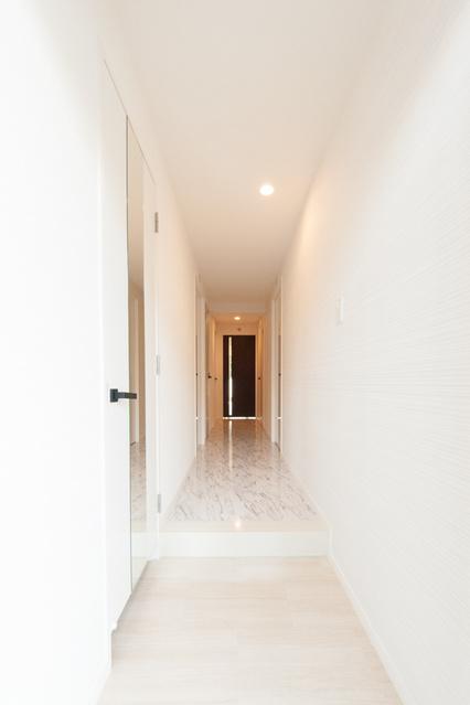 ※グランドラインⅡ / 401号室玄関