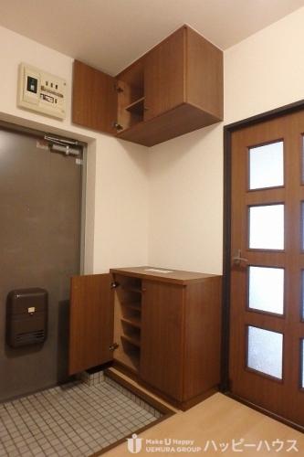 フレグランス20 / 102号室玄関