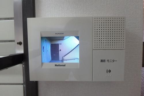 フレグランス20 / 103号室セキュリティ