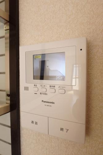 フレグランス20 / 403号室セキュリティ