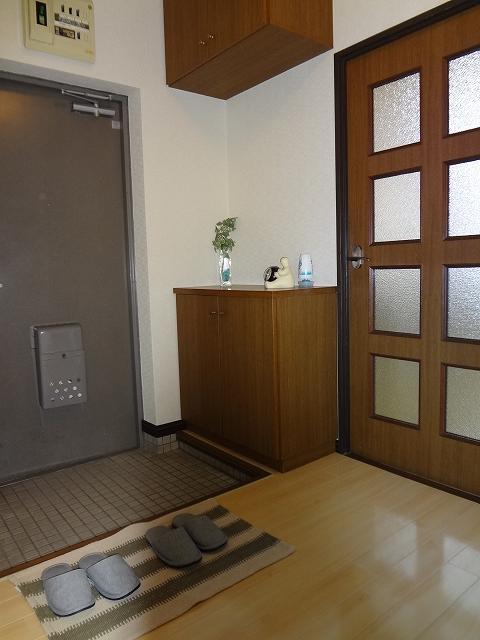 フレグランス20 / 405号室玄関
