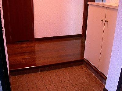 サンハイツ森山 / 102号室玄関