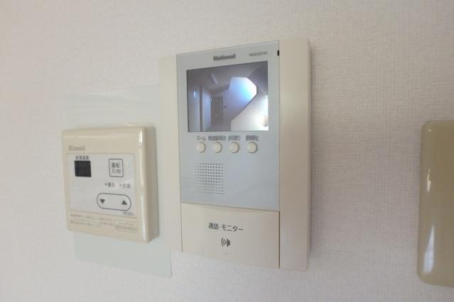 高義ビルⅡ / 303号室セキュリティ