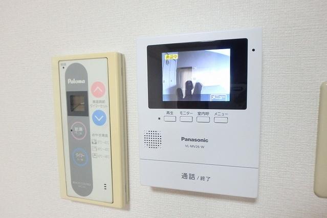 高義ビルⅡ / 305号室セキュリティ