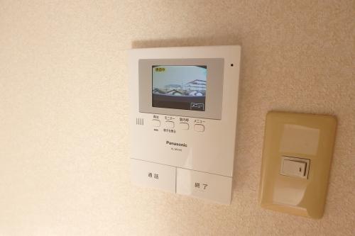 ジュネス東大利 / 203号室セキュリティ