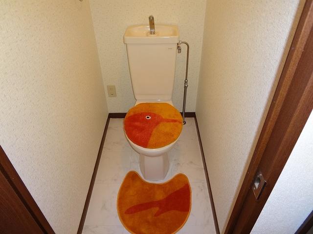 レスピーザⅡ / 206号室トイレ