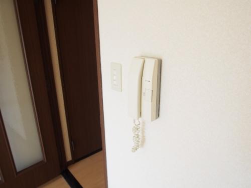 レスピーザⅡ / 406号室セキュリティ