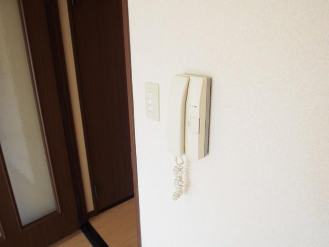 レスピーザⅡ / 603号室セキュリティ