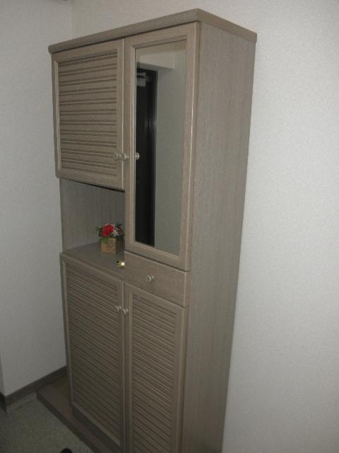 ホワイトヴィラ / 202号室玄関