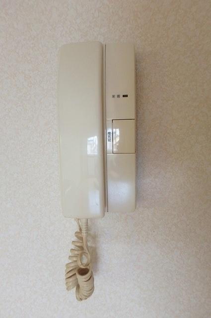 グレースマンション大野城 / 302号室セキュリティ