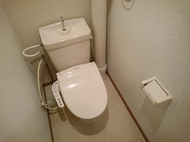 アネモス春日原 / 304号室トイレ