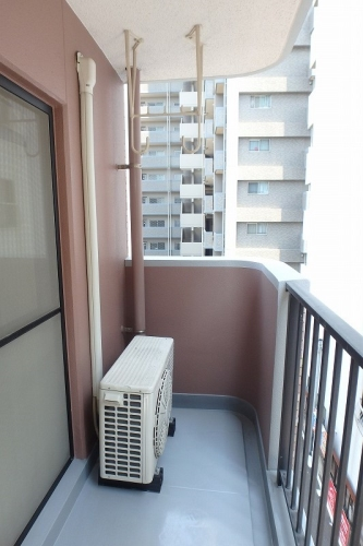 アネモス春日原 / 404号室セキュリティ