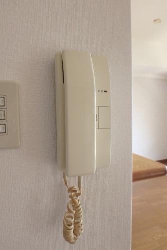 フローラルハイツ / 103号室セキュリティ