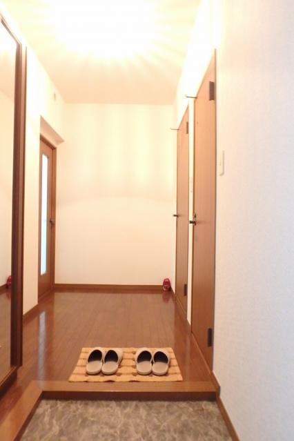 高義ビルⅢ / 103号室玄関