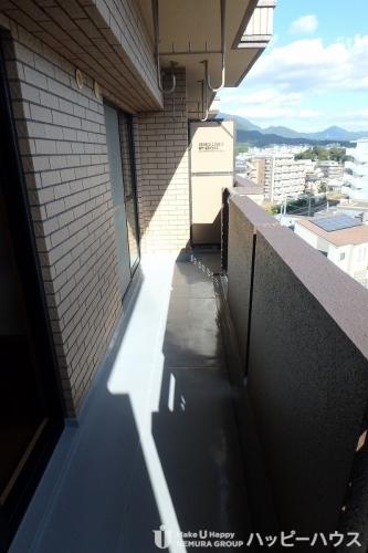フレア・クレスト水城 / 703号室セキュリティ