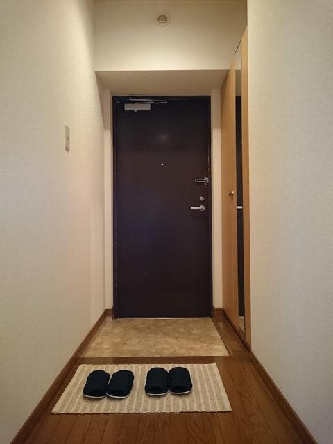 グランドアビタシオン村上 / 101号室玄関
