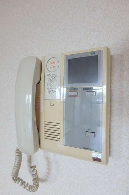 グランドアビタシオン村上 / 303号室セキュリティ
