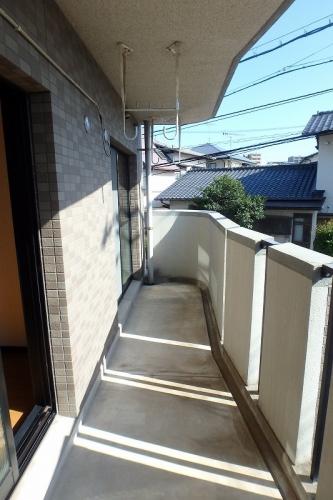 クレールマノワール / 101号室セキュリティ