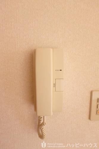 クレールマノワール / 303号室セキュリティ