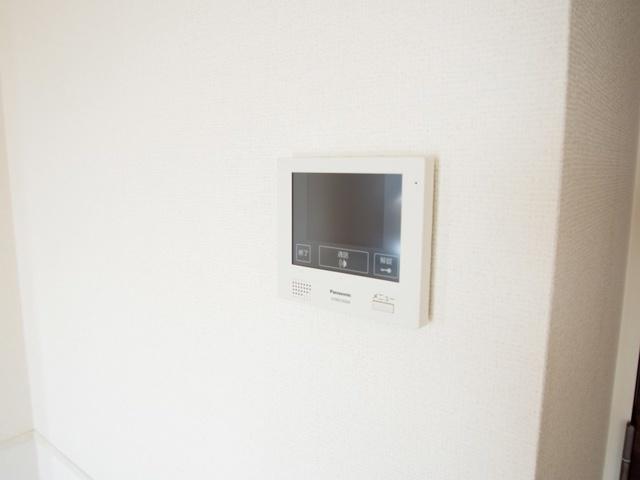 エスパシオ フェリス大野城 / 201号室セキュリティ
