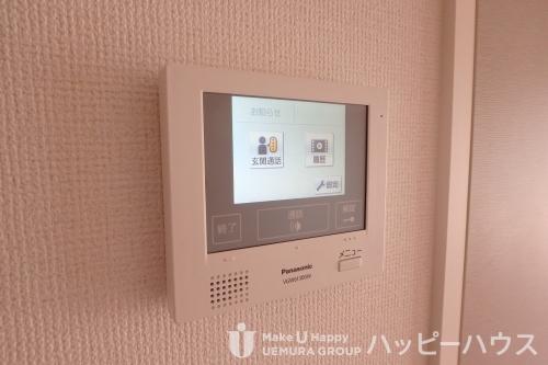 サクセス上大利 / 102号室セキュリティ