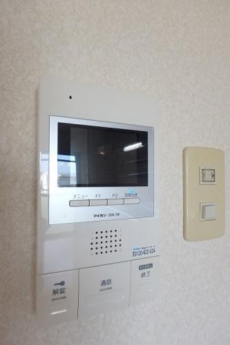 シュロス大谷 / 402号室セキュリティ