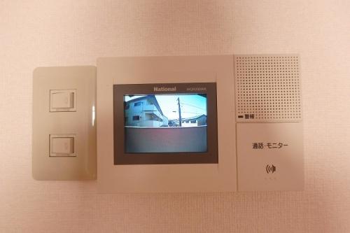 伯玄オーシャンハイツ / 205号室セキュリティ
