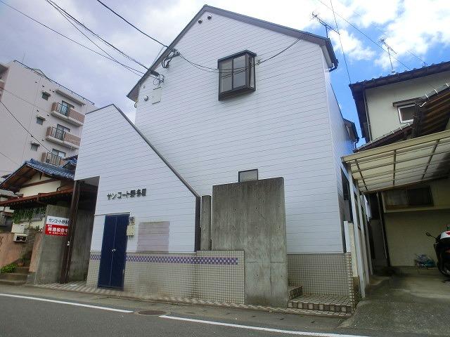 サンコート野多目 / 201号室外観