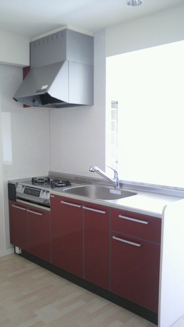 グランドゥール清水 / 703号室キッチン