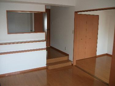 サンパティーク高宮 / 405号室リビング