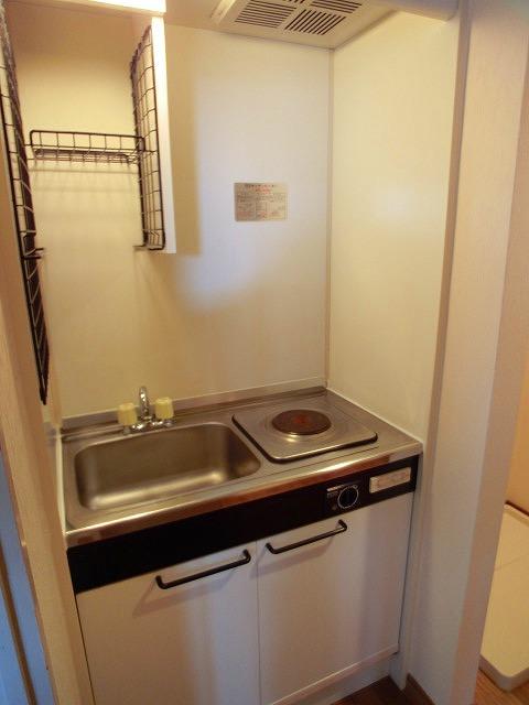 サンコート野多目 / 105号室キッチン