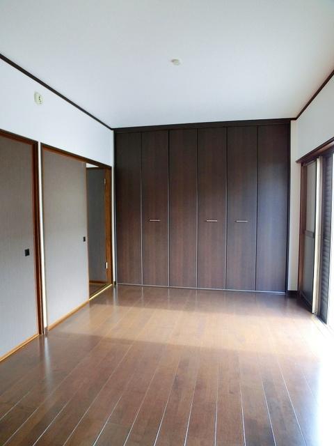 渡辺貸家 / 2号号室リビング