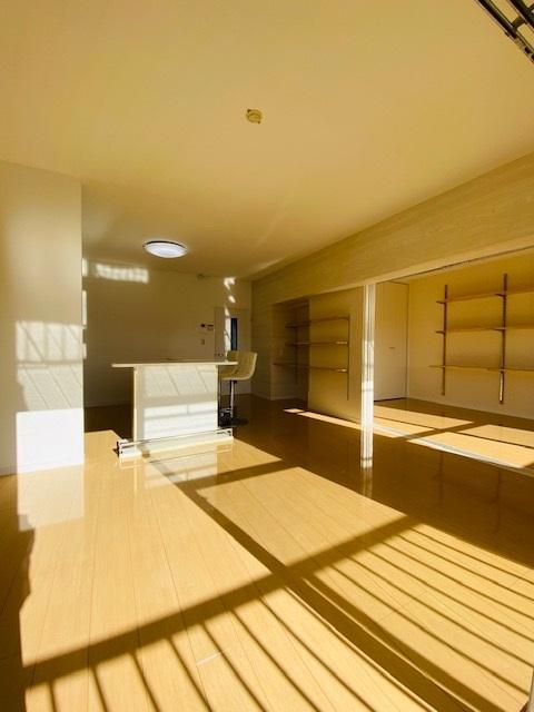 メゾーンハウス83 / 405号室リビング