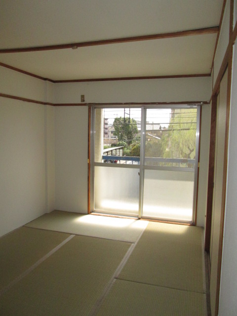 永松ビル / 207号室リビング