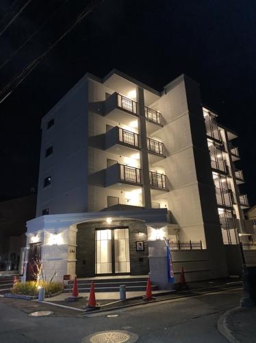 ラ・ブランシュ / 506号室建物外観