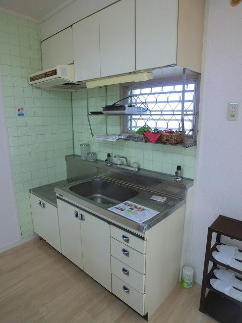山本ビル / 201号室キッチン