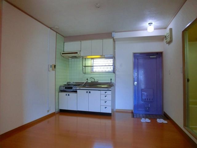 山本ビル / 206号室リビング
