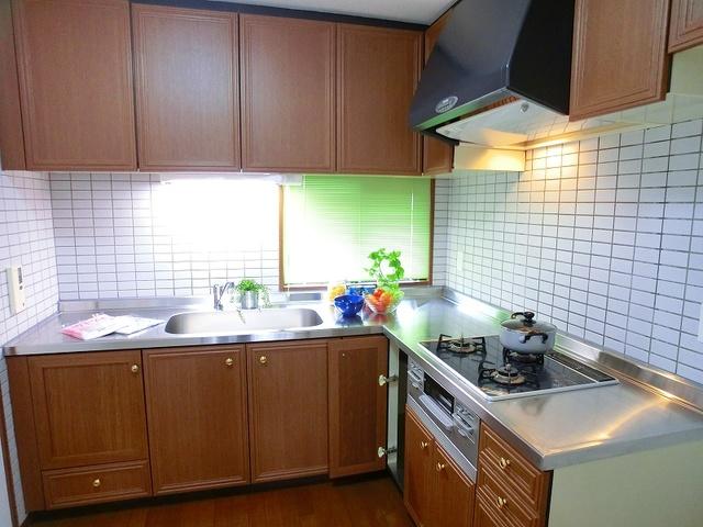 ローヤルマンション野間Ⅱ / 503号室キッチン