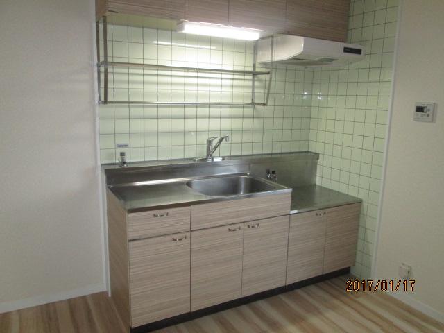 レジデンス沖 / 201号室キッチン