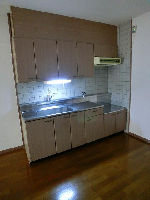 ソシア15 / 101号室キッチン