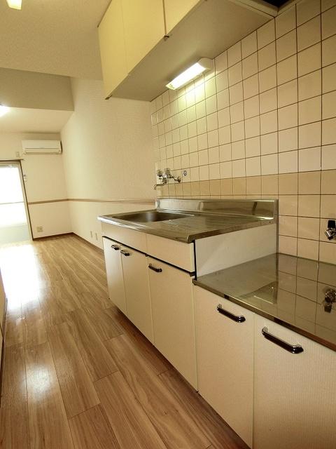 グルニエS・T / 102号室キッチン