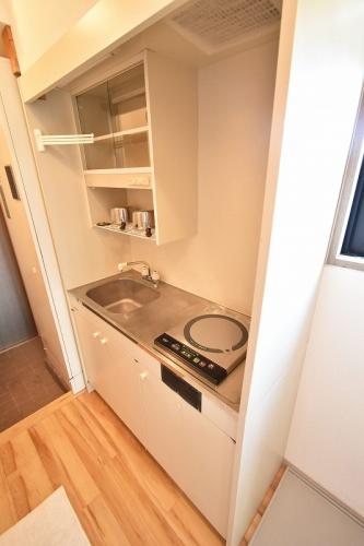 メゾンド・クレール / 307号室キッチン