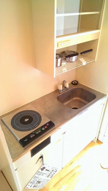 メゾンド・クレール / 603号室キッチン