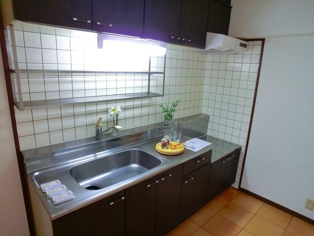 マンハイム板付 / 405号室キッチン